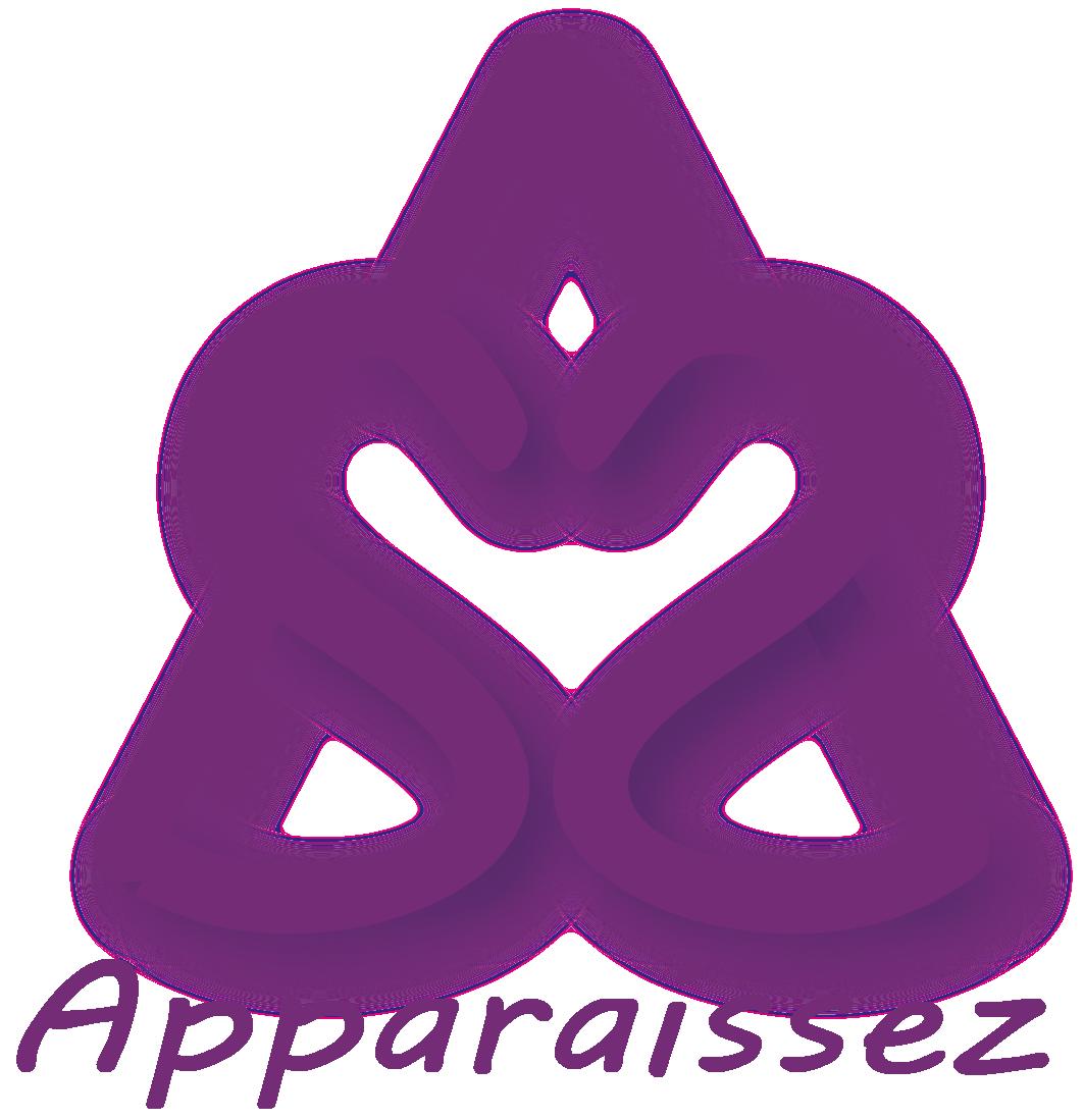 Un logo pour «Apparaissez»